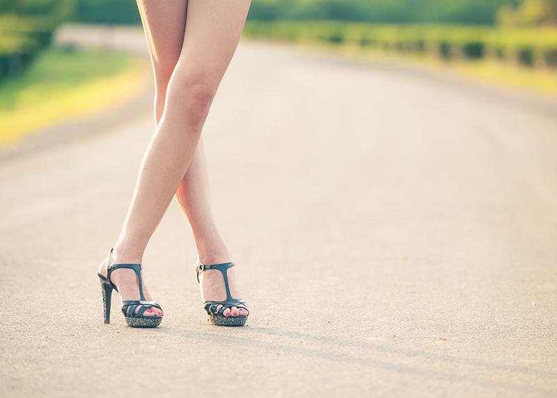 モデル歩きの基本!モデルウォーキングのやり方
